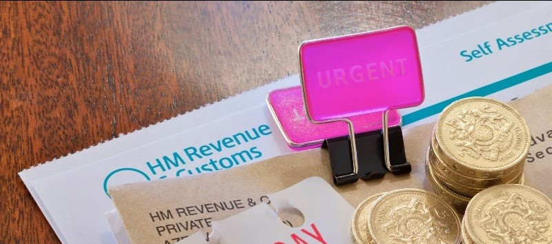 late payment penalty notices from HMRC