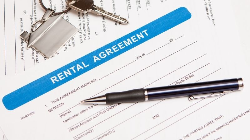 A Rental Agreement With Pen Which Will Be Subject To The Let Property Campaign